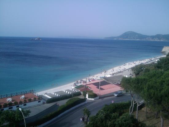 Hotel Villa Ombrosa: Vista dalla camera