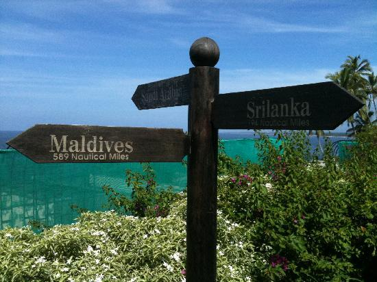 The Leela Kovalam Beach: Check where you are