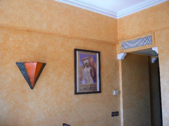 Oasis Hotel Agadir : la chambre detail