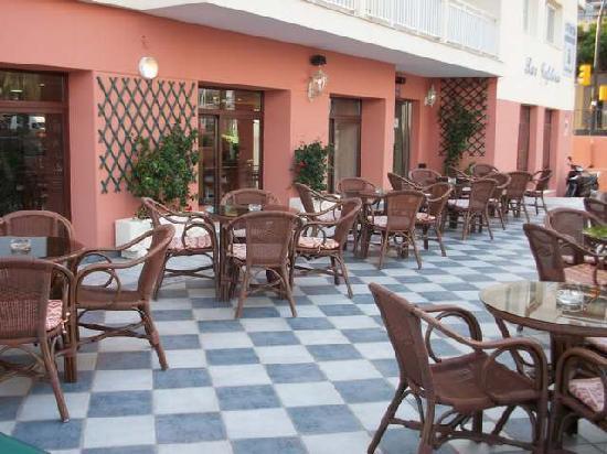 MedPlaya Hotel Villasol : Bar Terraza