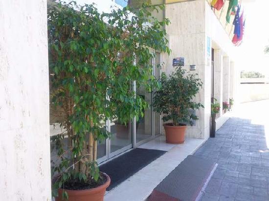 MedPlaya Hotel Villasol : Entrada