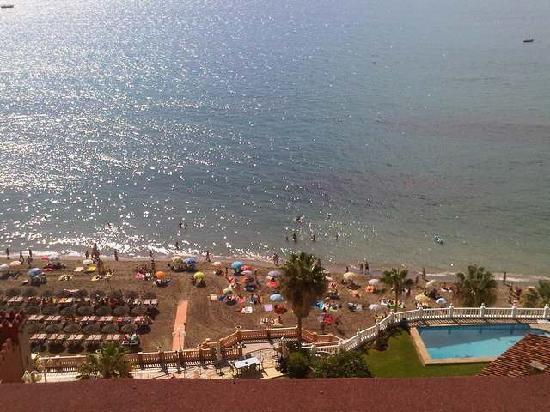 MedPlaya Hotel Villasol : Vista Mar Frontal