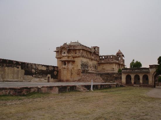 Nagaur Fort Entrance