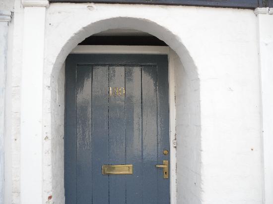 130 Corve Street B&B: Front Door