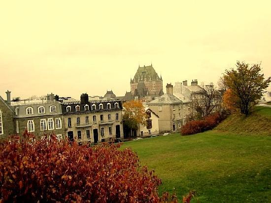 Travel Advisor Quebec City