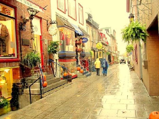 Quebec City, Canada: Quartier Petit Champlain