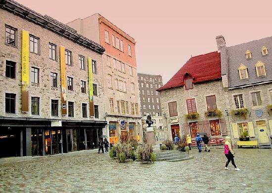 Quebec City, Canada: Place Royale