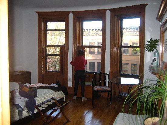 Easyliving-harlem: une chambre magnifique, des ados ravis