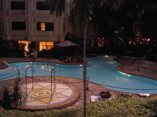 Le Royal Meridien Chennai: pool