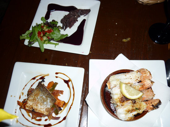 Tapas Barinn: Smoked puffin, lobster tails, and Icelandic Sea Trout