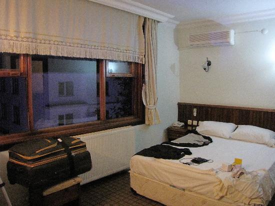 Denizci Hotel: Room