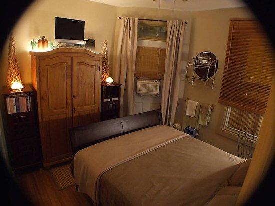 Lentracte Home: la chambre