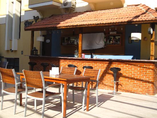 Albano Hotel : bar