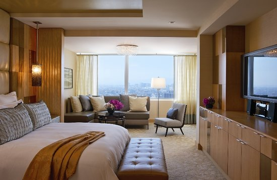 The Ritz-Carlton, Los Angeles: Ritz-Carlton Suite