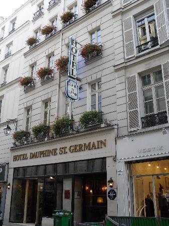 Hotel Dauphine Bild Von Hotel Dauphine Saint Germain Paris