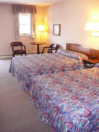Country Squire Motor Inn: Standard Room
