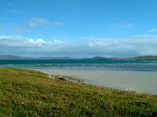 Castlebay Hotel: Barra's Beaches