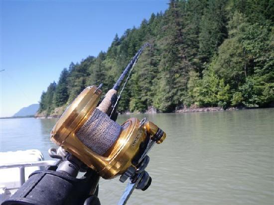 Chilliwack, Canada: Fish on!!