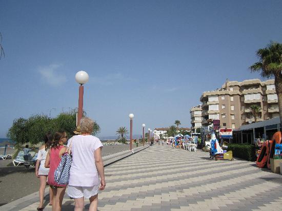 Torrox Costa Promenade: torrox-july