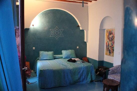 Riad Soumia: Our bedroom