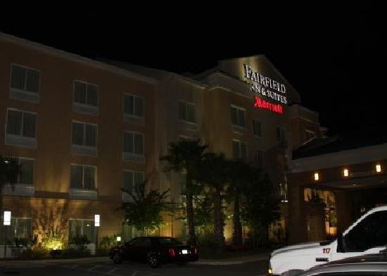 Fairfield Inn & Suites by Marriott Titusville Kennedy Space Center: extérieur