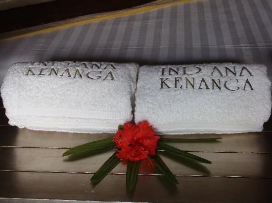 Indiana Kenanga Villas: Welcome arrangement