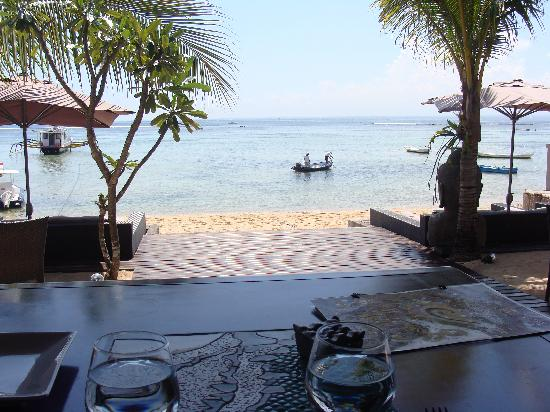 Indiana Kenanga Villas: View from the restaurant