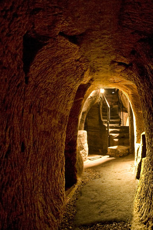 Gilmerton Cove: Enter the mystery
