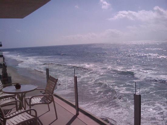 Sunset Cove Villas: Balcony