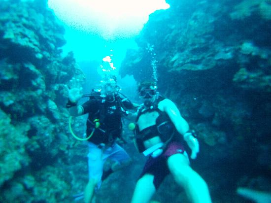 Cayman Turtle Divers: diving with friends