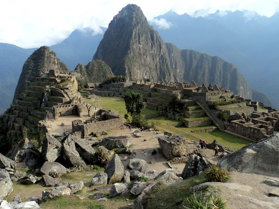 Stunning and Spiritual Machu Picchu