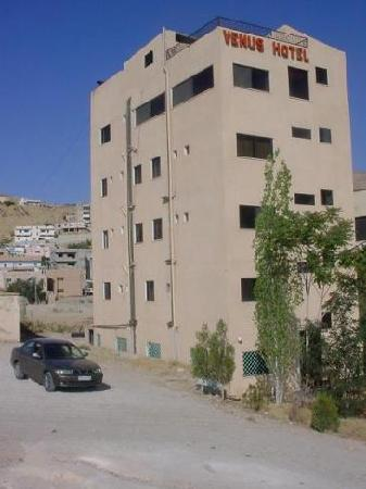 Venus Hotel Located just 2 minuets away from the main entrance of the ancient city of Petra and