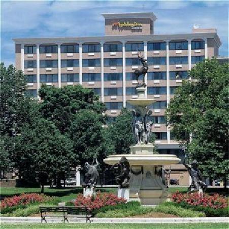 Holiday Inn Express Hartford-Downtown: Holiday Inn Express Hartford, Conn.