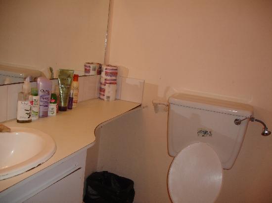 Maracas Bay, Trinidad: The Bathroom