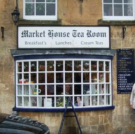Market House Tea Rooms: Traditional tea rooms