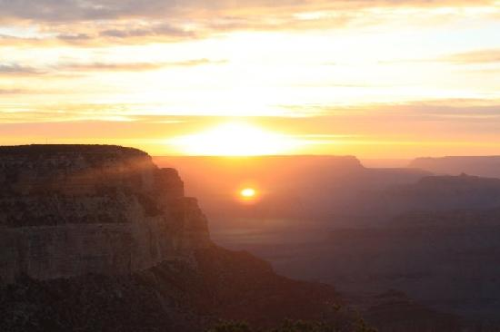 Grand Adventures Tours: Grand Canyon Sunset
