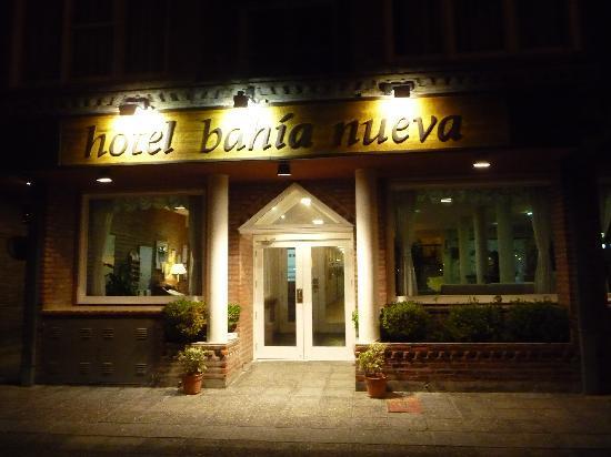 Bahia Nueva Hotel: l'ingresso