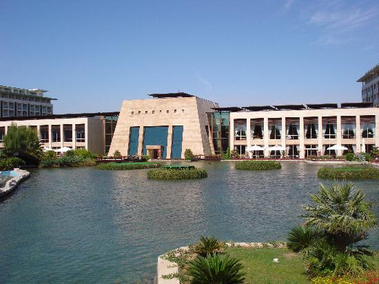 Rixos Premium Belek: lake view