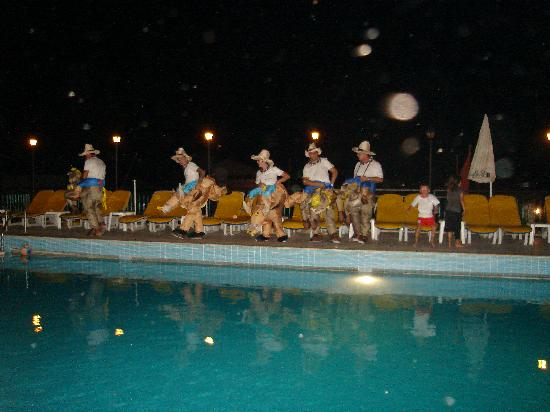 Hotel Cypriot: 'Stoke on Tour' Cabaret Night
