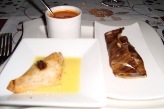 Casianos : First Course of Appetizers