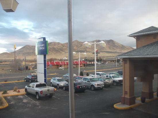 Winnemucca, NV: View from 211