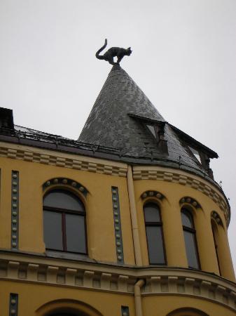 Hotel Gutenbergs: Cat House, Riga