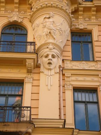 Hotel Gutenbergs: Art Deco in Riga