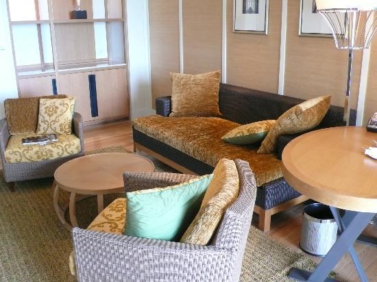InterContinental Hua Hin Resort: Sitting area