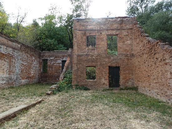 Redding, CA: ruins