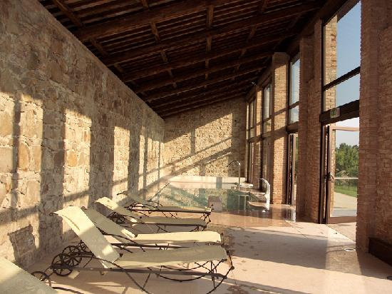 Castello di Lispida: Swimming Pool