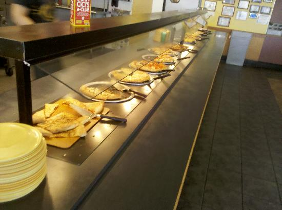 CiCi's Pizza: Pizza , Pasta and Salad Buffet