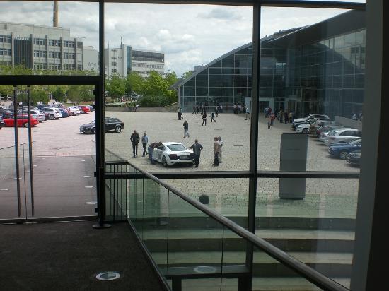 Audi headquarters ingolstadt de picture of audi for Mobel in ingolstadt