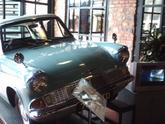 Le musée Rahmi M. Koç : Harry Potter Car