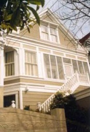 Dolores Place Bed and Breakfast: Located in Noe Valley between Dolores/Church